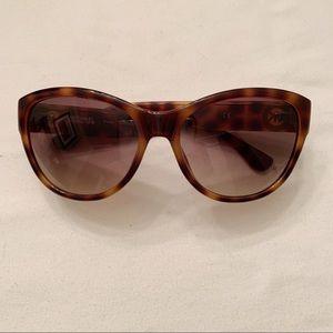 5489460c57bf Michael Kors Tortoiseshell Sunglasses with case